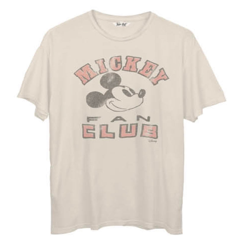 Mickey Fan Club Junkfood Clothing Tee