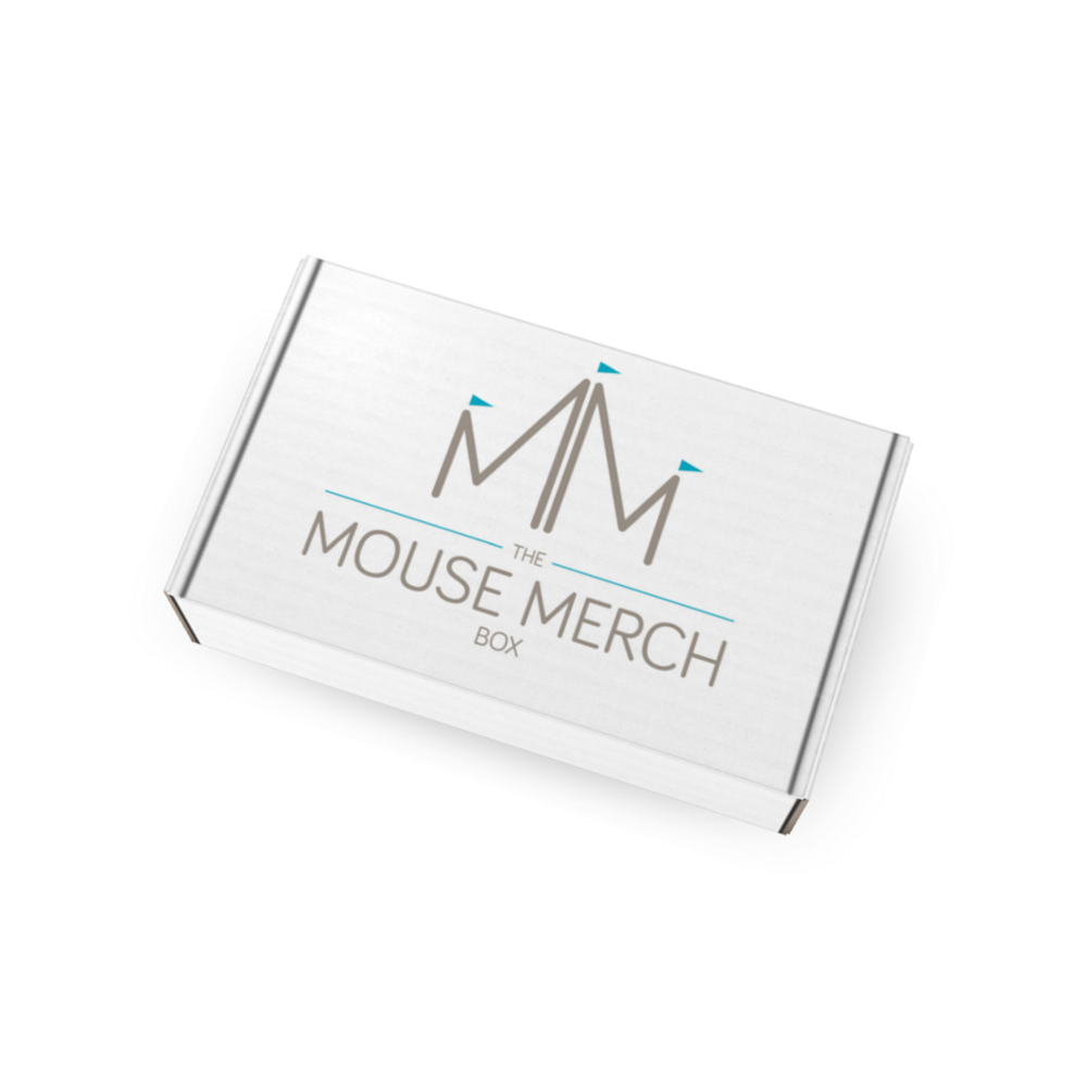 The Blind Box - The Mouse Merch Box
