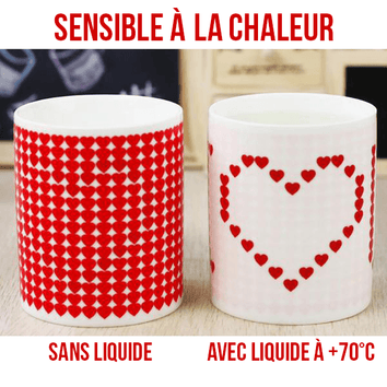 Mug I love you ☕ magique 🔥 - Ma Deco Maison