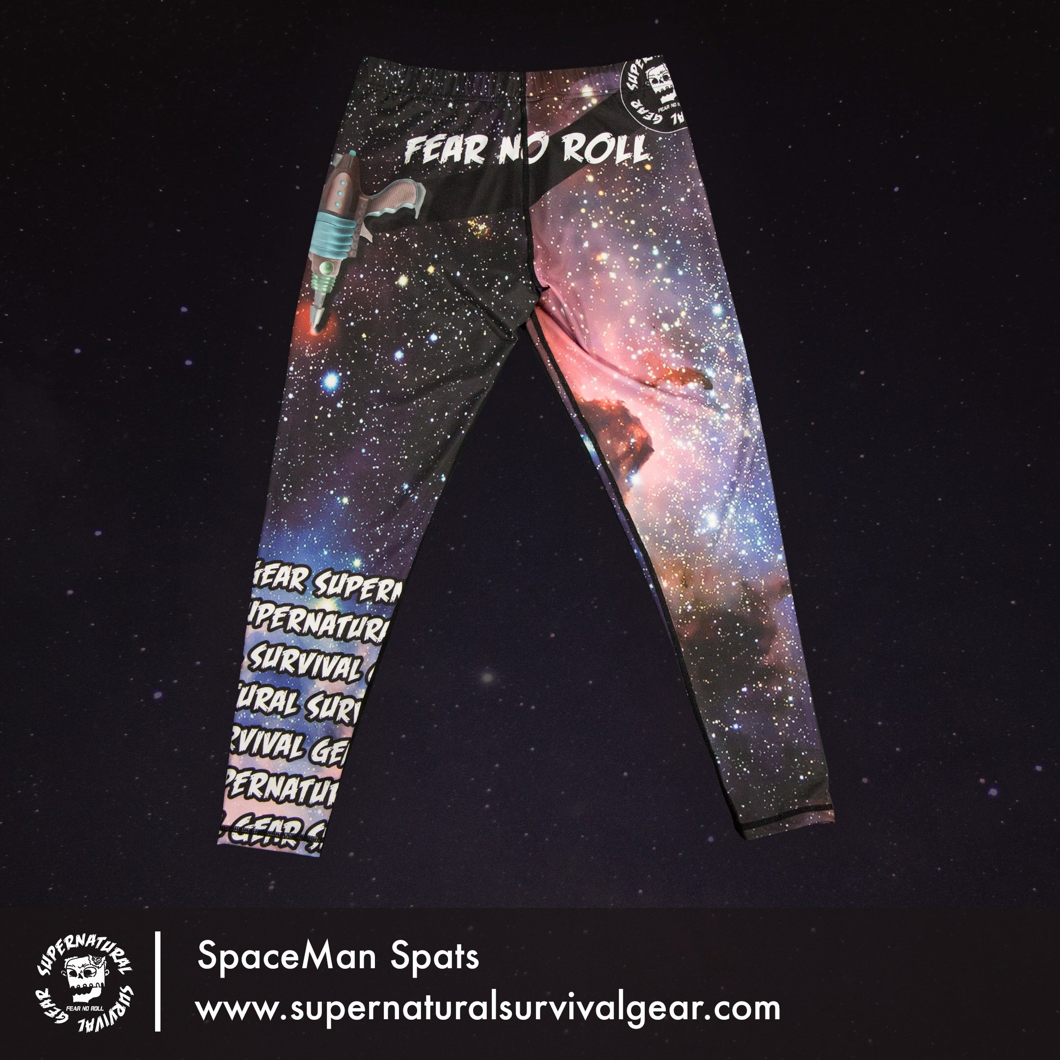 SpaceMan Spats