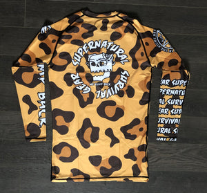 Jungle Royalty V2 Rashguard (Long-sleeve)