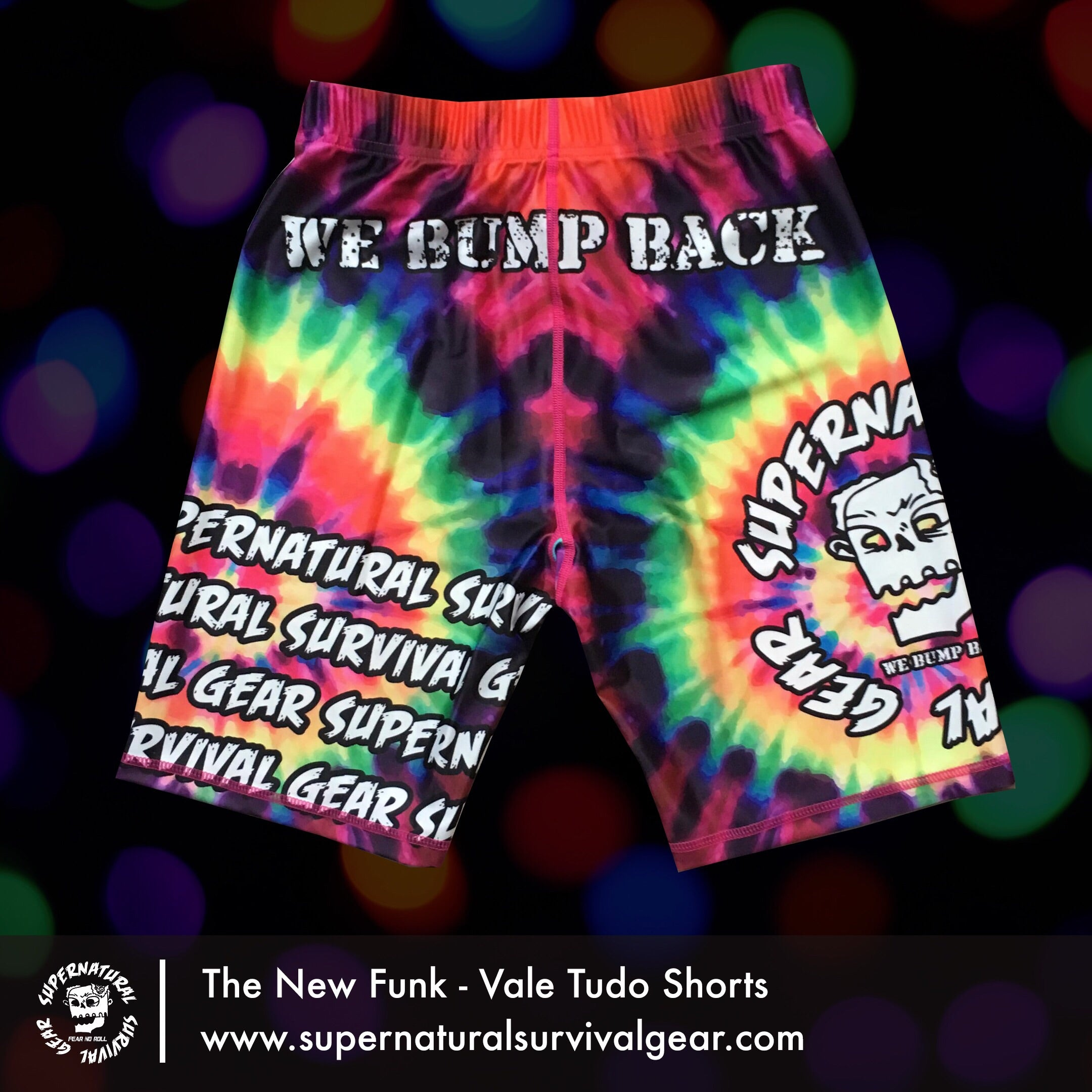The New Funk Vale Tudo Shorts