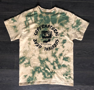 Bleached Tee Add-On