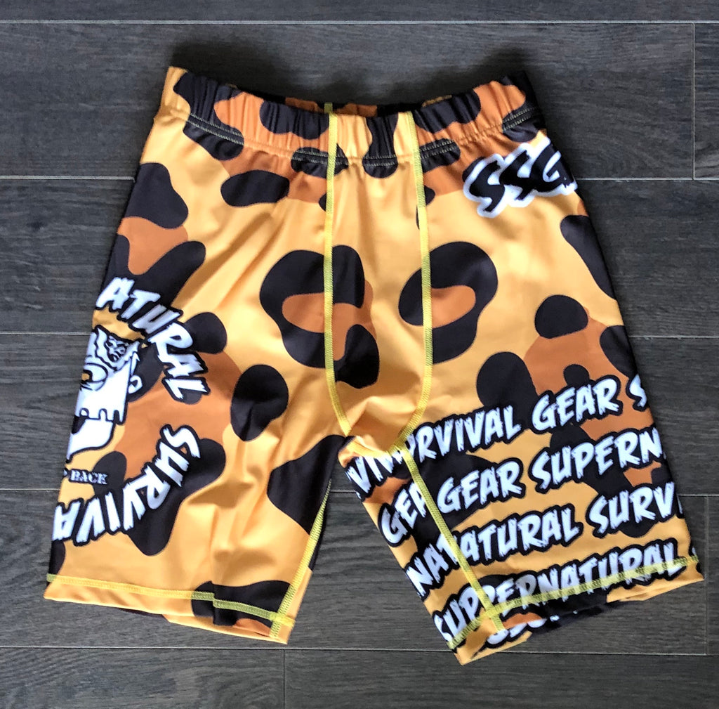 King Of The Jungle Vale Tudo Shorts