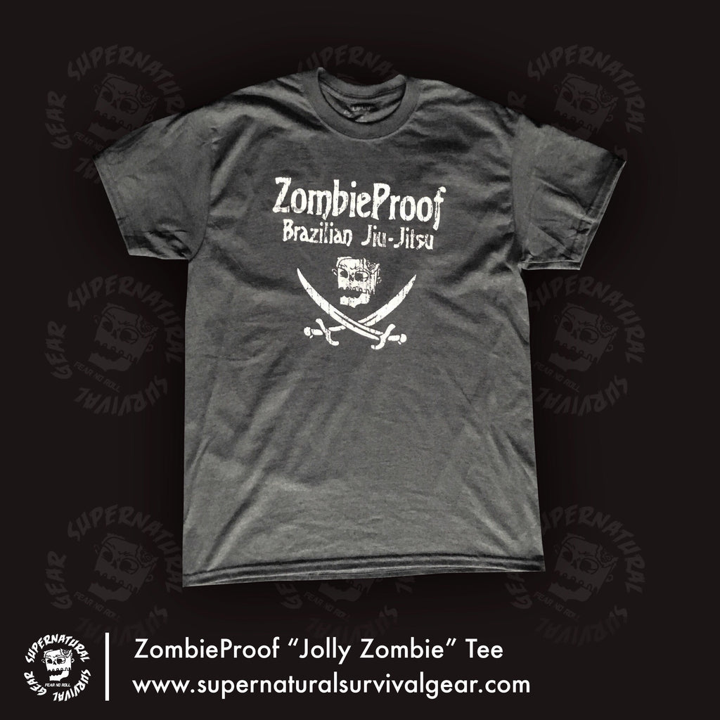 """The Jolly Zombie"" Tee"