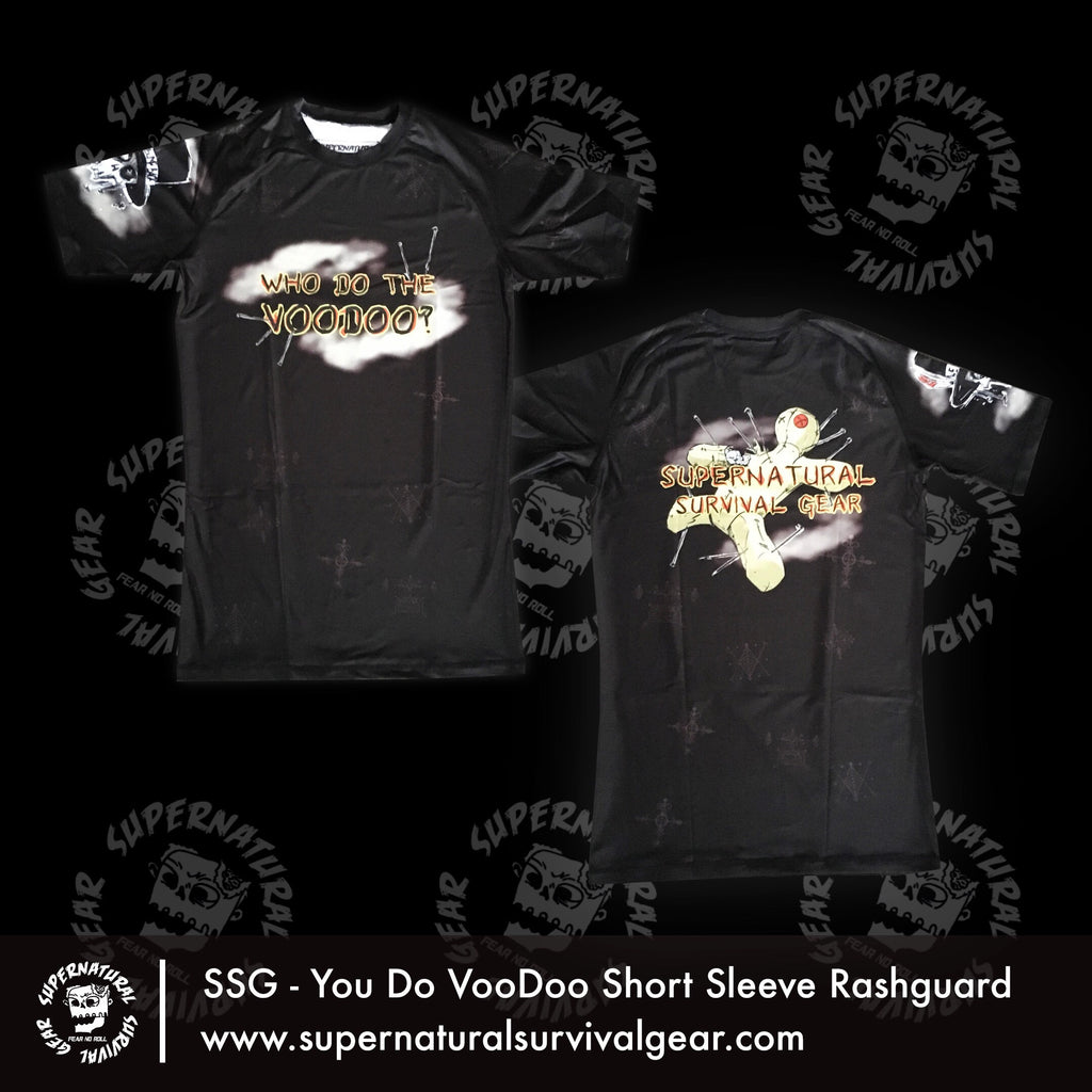 You Do VooDoo Rash Guard (Short-sleeve)