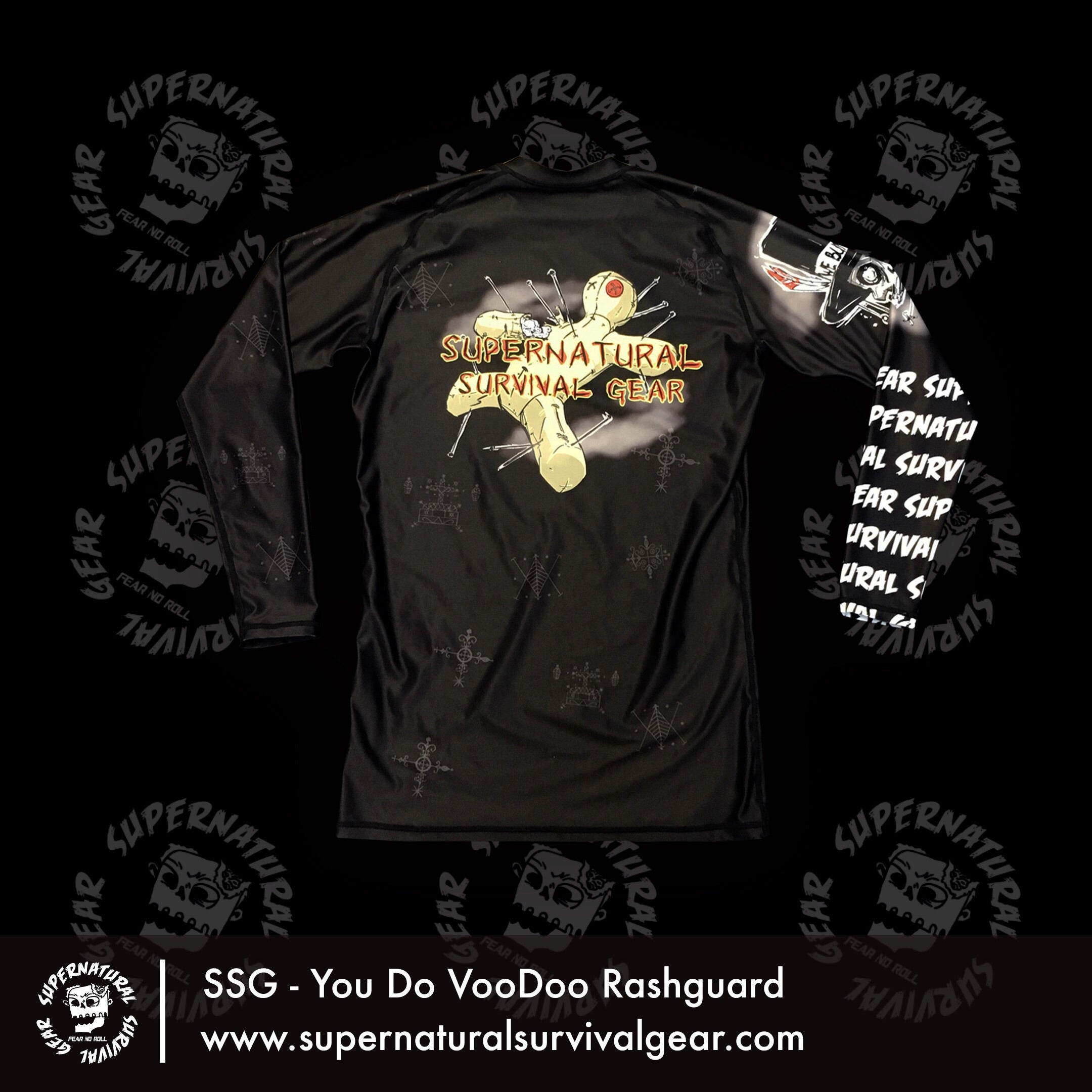 You Do VooDoo Rash Guard (Long-sleeve)