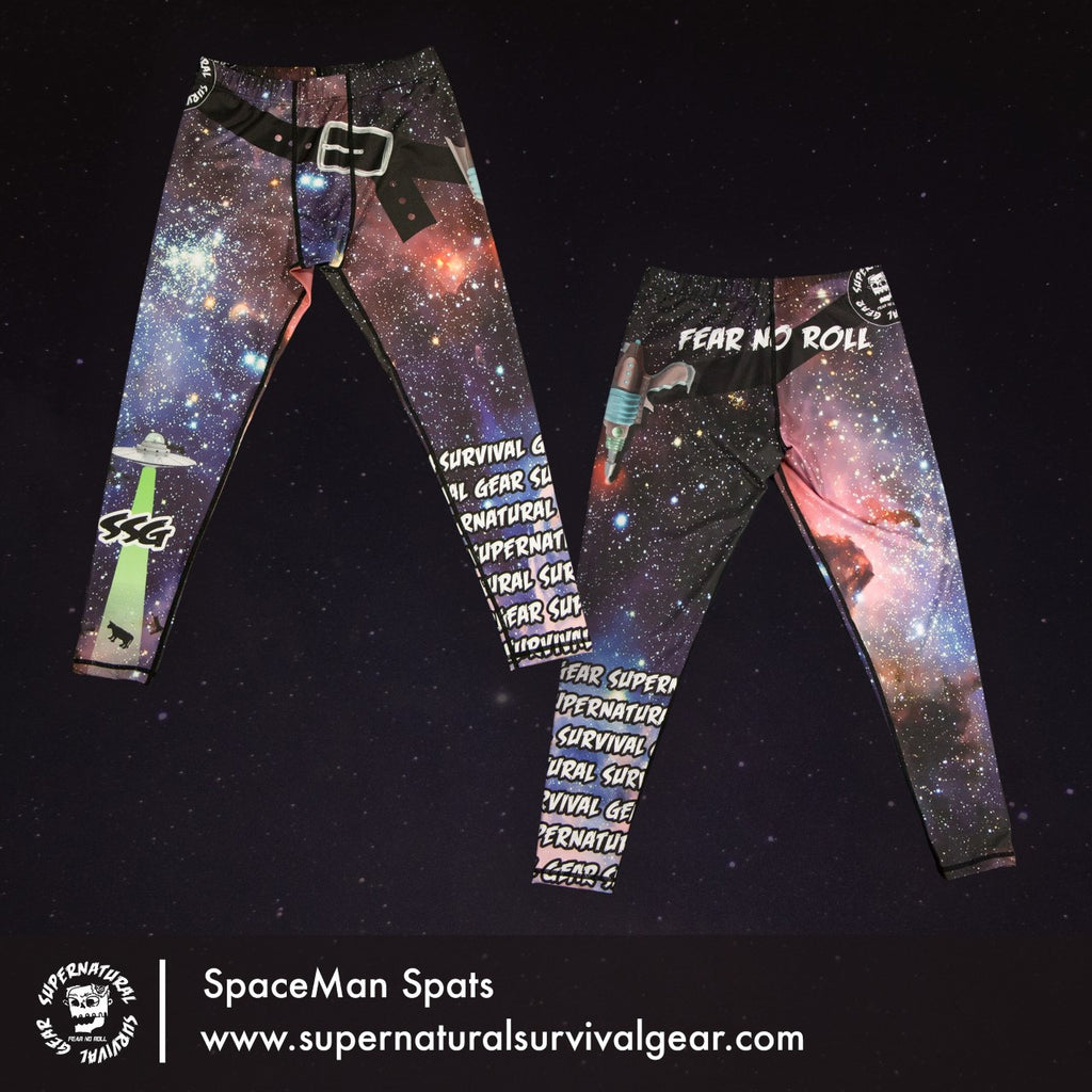 SpaceMan Gear Spats