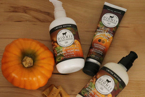 fall scents are back