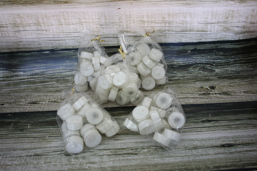 Candle - Tealights, Unscented