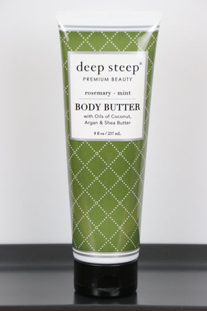 Body Butter - Rosemary Mint