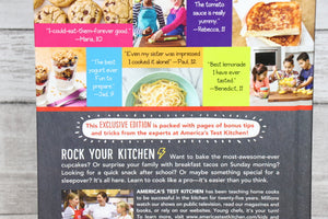 Cookbook - Complete Cookbook for Young Chefs