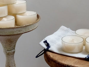 Candle - Tealights, Vanilla