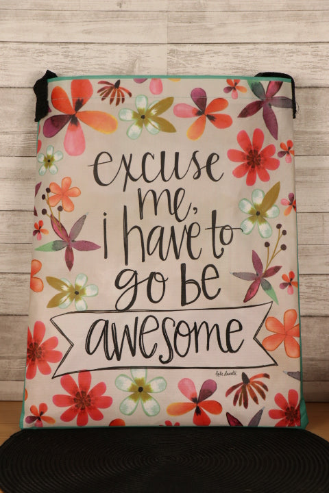 Tote - Go be Awesome