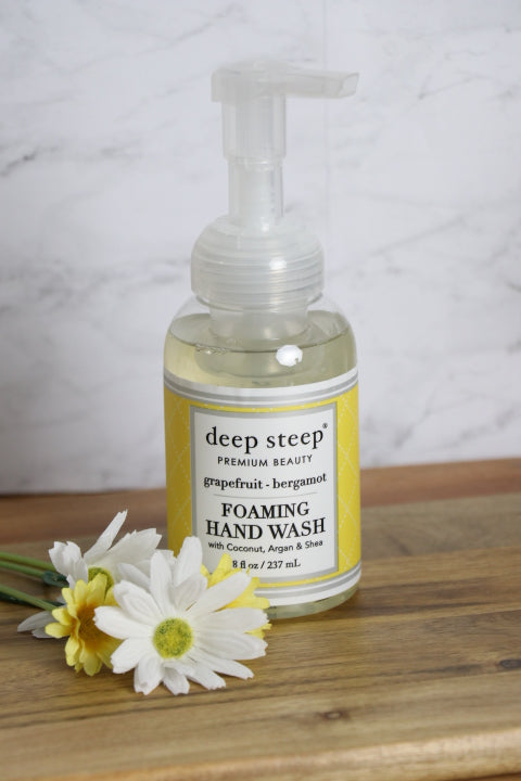 Foaming Hand Wash - Grapefruit-Bergamot