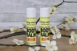 BODY BALM Moisture Stick - Lemon Cream