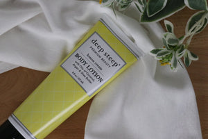 Body Lotion - Lemon Cream
