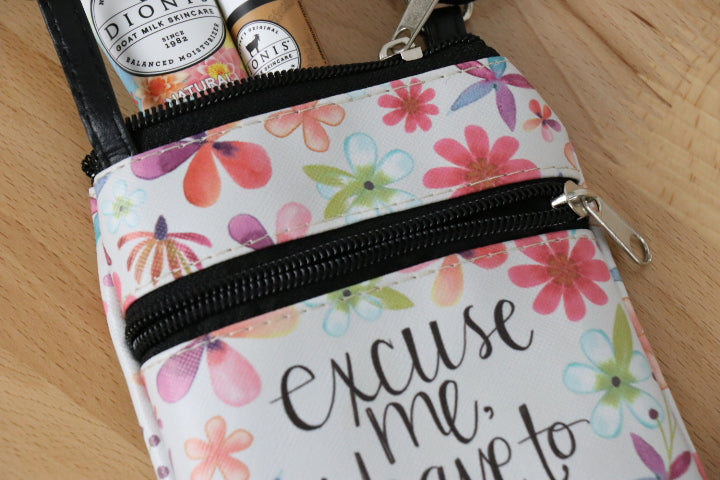 Accessory Bag - Go Be Awesome