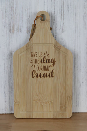 Cutting Board - Daily Bread
