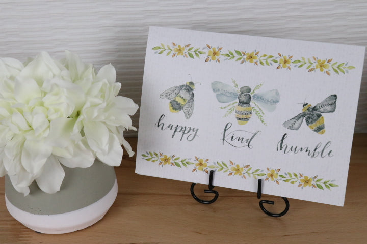 Sticky Note Set -  Honey Bees