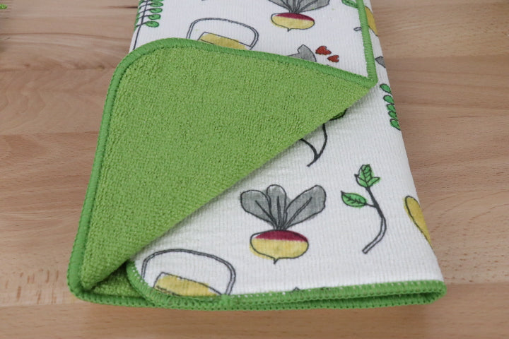 Drying Mat - Garden Notes