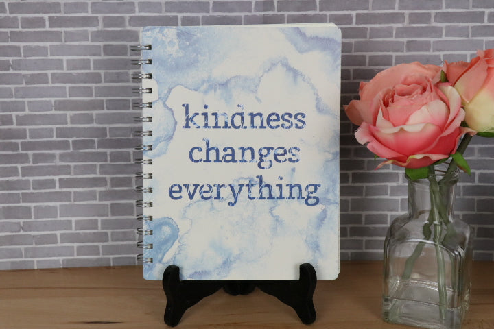 Notebook - Kindness Changes Everything
