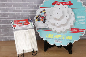 Cake Pop Display Stand with Sticks