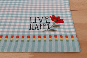 Placemat - LIVE HAPPY