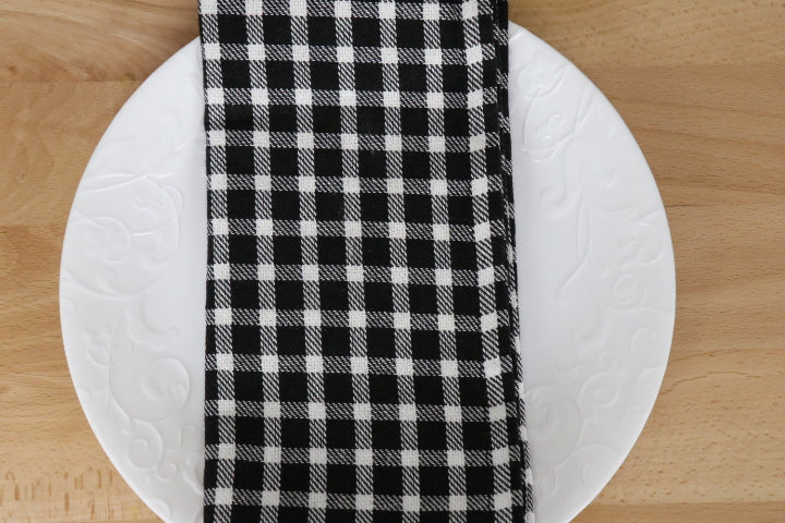 Napkin - Farmhouse Check