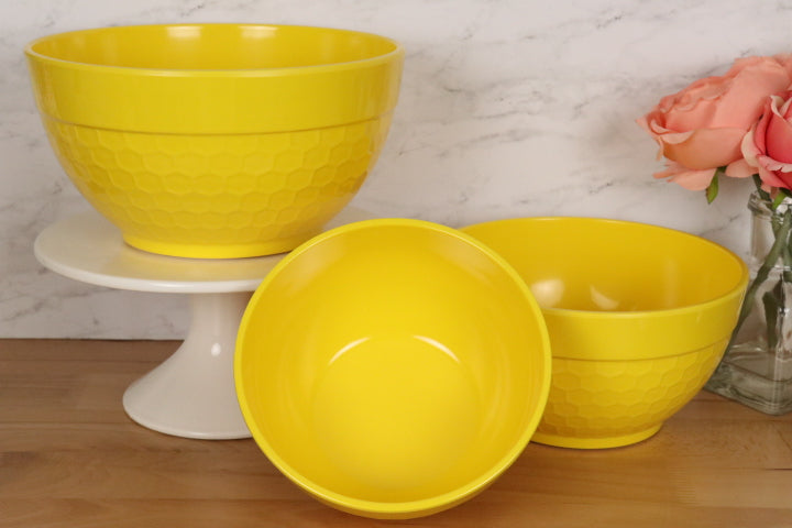 Bee Hive - Mixing Bowl Set/3