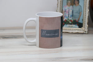 "Coffee Mug -  Hibiscus ""Memories"""