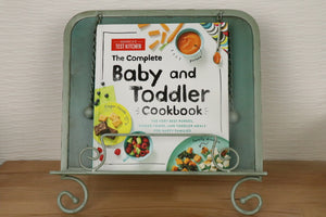 Cookbook - Complete Baby and Toddler Cookbook