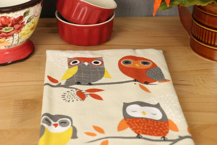 Dual Purpose Towel - It's Owl Good