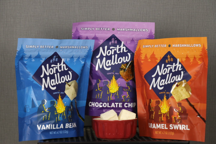 North Mallow Marshmallows - 3 Flavors