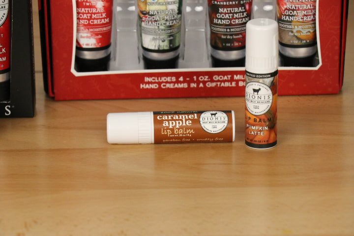 Lip Balm, Pumpkin Latte - Buy 1 GET 1  HALF OFF