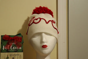 """Love"" Hat - Red"