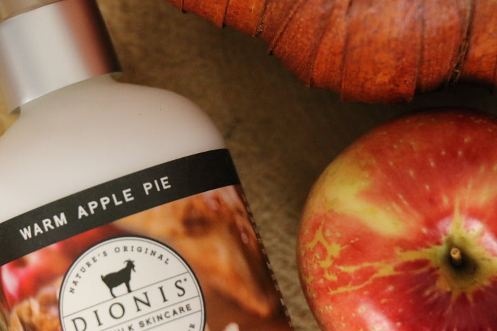 Body Lotion, Warm Apple Pie, 8.5 oz.