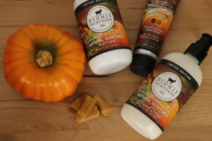 Body Lotion, Caramel Pumpkin Spice 8.5 oz.