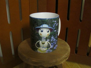 "Coffee Mug - ""Bee Lady"" Rise Shine . . ."