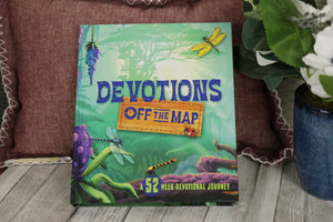Kids Devotional - OFF the MAP