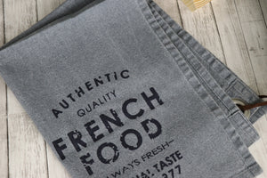 French COOK-Kitchen Towel