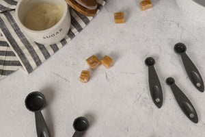 NEW Measuring Spoon Set/5 - Storm Gray