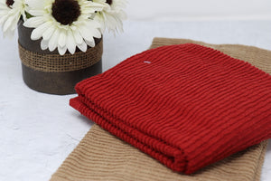 Terry Towel - Ribbed