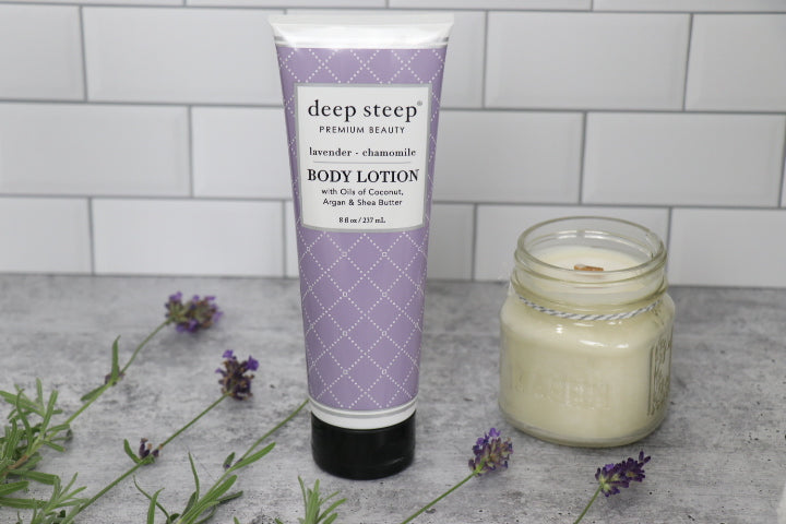 Body Lotion - Lavender Chamomile