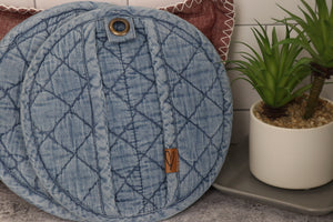 Potholder - Denim