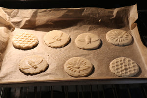 NEW Honey Bees Cookie Stamps