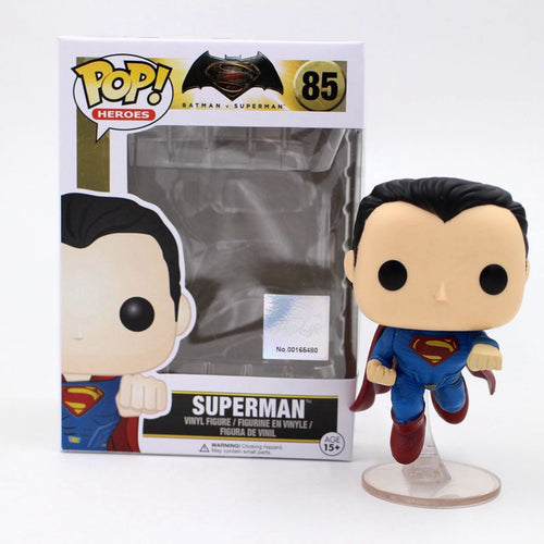 Funko pop Superman VS Batman (100% original)
