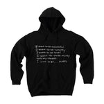 I Want To Be Happy Hoodie