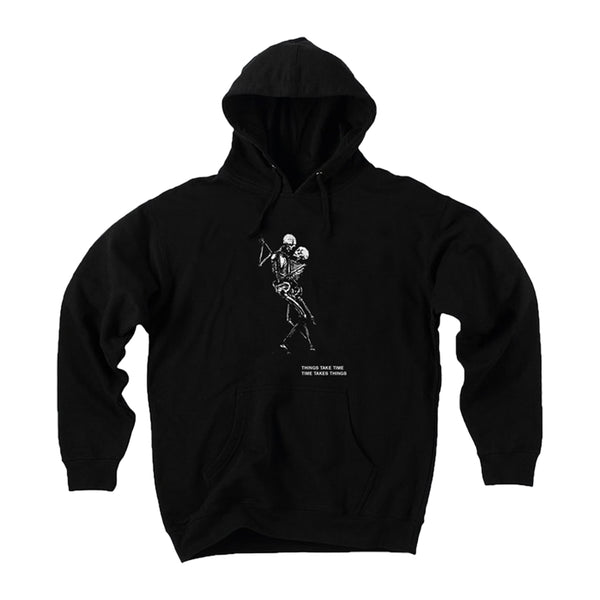 Things Take Time Hoodie
