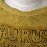 Handmade Naturally dyed Taurus Shirt